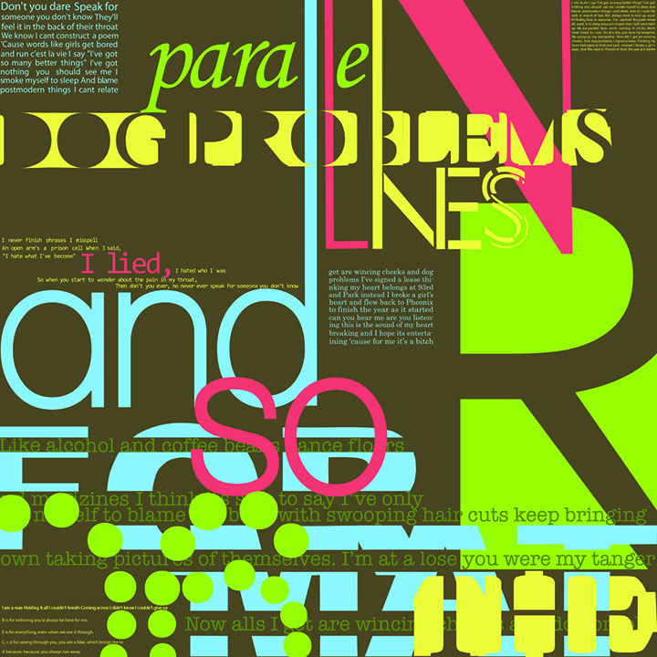 Typography Poster 1